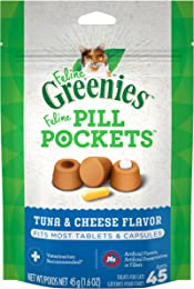 Best pill pockets for cats