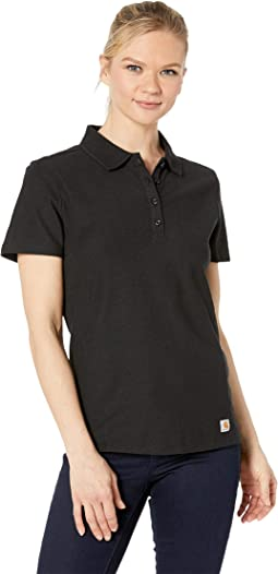 Contractor's Short Sleeve Work Polo