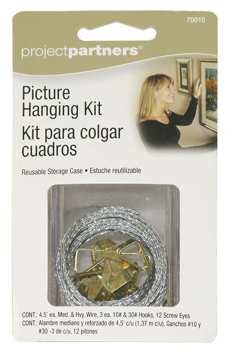 Project Partner 70010 Picture Hanging Kit