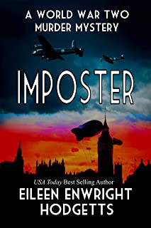 Imposter: A World War Two Mystery (Toby Whitby Book 2)