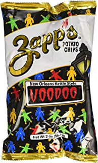 Zapps Potato Chips - Voodoo - 2 oz (Pack of 5)