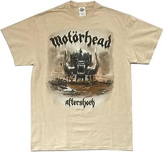 motorhead aftershock shirt