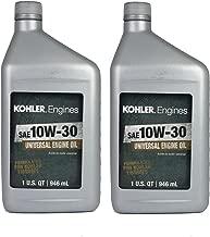Kohler 25 357 05 PK2 Command 10W-30 Oil 1 Qt