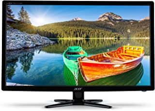 Acer G6 G276HL Gbd 27-Inch Full HD Widescreen LCD Monitor (1920 x 1080) (VGA & DVI Ports)