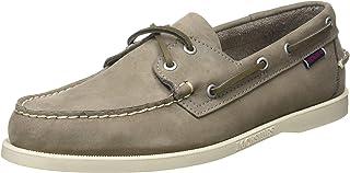 Sebago Docksides Portland Nubuk, Chaussures Bateau Homme