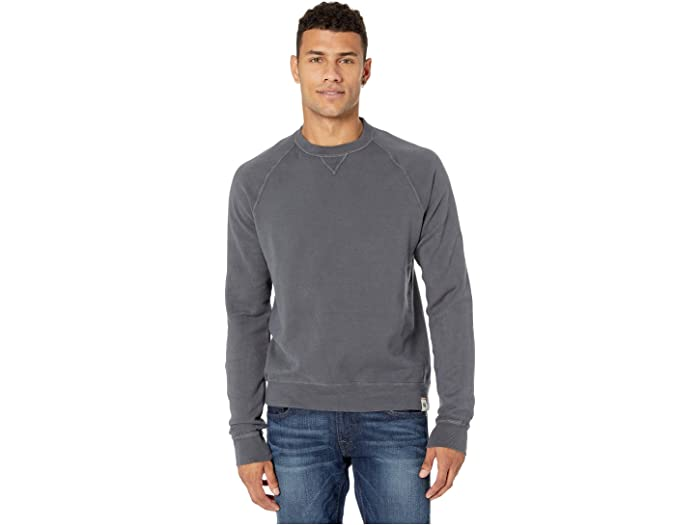 Hanes Mens 1901 V-Notch Raglan Sweatshirt