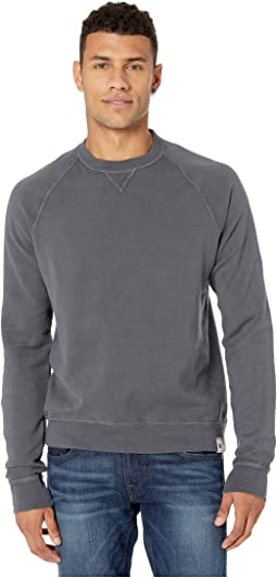 1901 Heritage Fleece V-Notch Crew Neck Sweatshirt