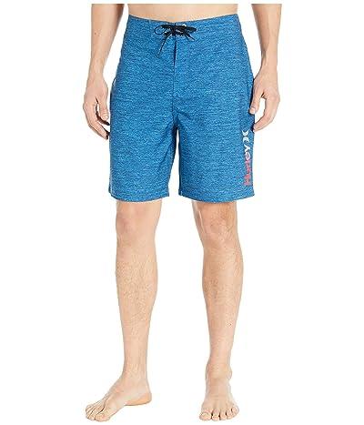 Hurley 20 Wayfarer Boardshorts (Pacific Blue) Men