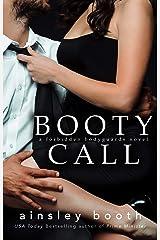 Booty Call (Forbidden Bodyguards Book 2) Kindle Edition