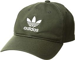 Adidas originals relaxed strapback hat  c12e08d5d58