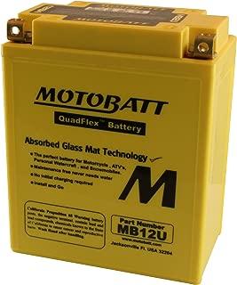 MotoBatt MB12U Lead_Acid_Battery