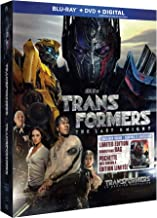 Transformers: Last Knight (Blu-ray + DVD) (Drawstring Bag Limited Edition) (Blu-ray)
