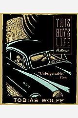 This Boy's Life: A Memoir Audio CD