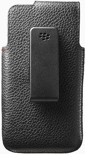 high quality BlackBerry 2021 OEM Leather Swivel Holster for BlackBerry Z10 new arrival - Black online
