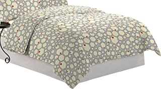 Bombay Dyeing Vouge Printed Double Quilt - Multicolor (CMPTVO2052408305)