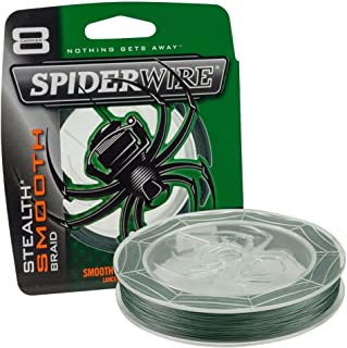 Spiderwire Stealth Smooth, 8lb | 3.6kg, 200yd | 182m Superline - 8lb | 3.6kg - 200yd | 182m