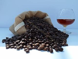 Coñac con sabor a café, Alubias, 100 g