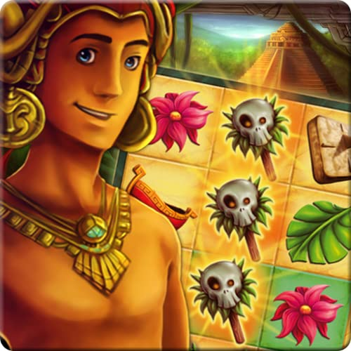 Legend of Maya - Match 3 (Deutsch)