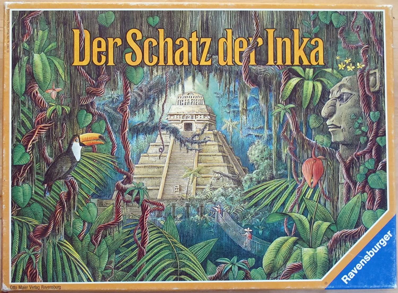 Der Schatz der Inka [German Version]