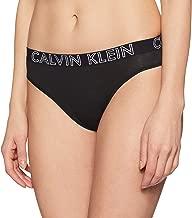Calvin Klein Women's Plain/Solid Cotton Elastic Bikini Brief