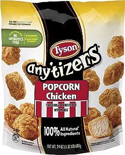 Tyson Any`tizers Popcorn Chicken, 24 oz. (Frozen)