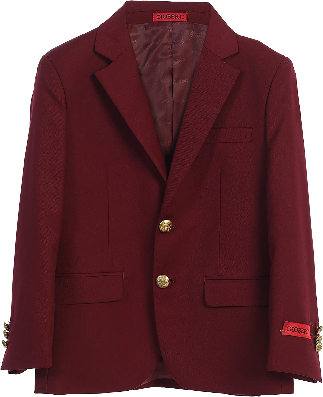 Gioberti Kids and Boys Formal Blazer Jacket