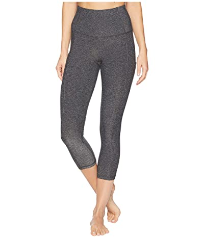 The North Face Motivation High-Rise Pocket Crop Pants (TNF Dark Grey Heather) Women