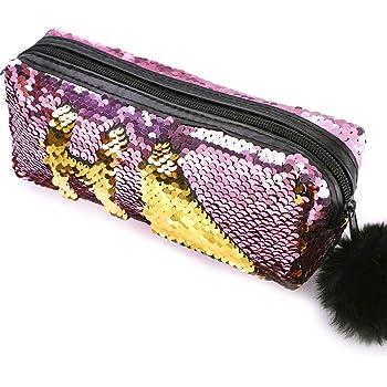 Pineapple Purple Glasses Case Women Men Eyeglasses Bag Pencil Case Pouch