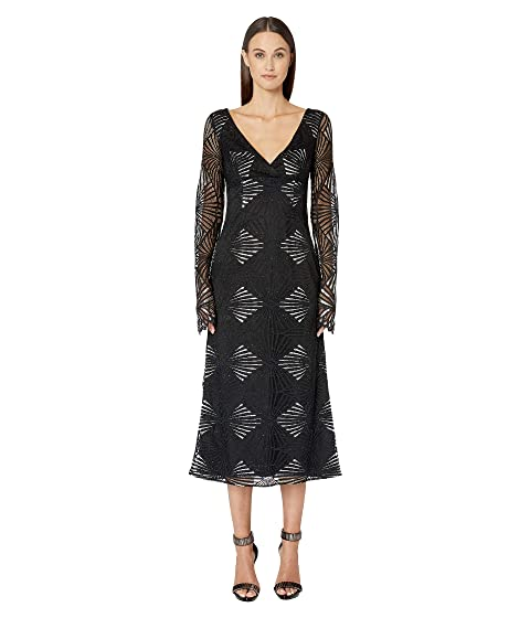 YIGAL AZROUËL Lucid Vault Lace Dress