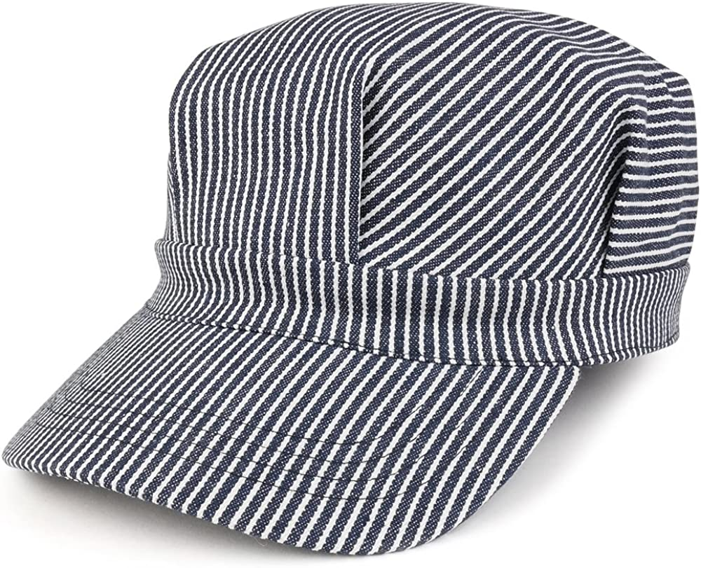 Armycrew Oversized Classic Max 40% OFF Conductor Cotton Army Cap Industry No. 1 Engineer