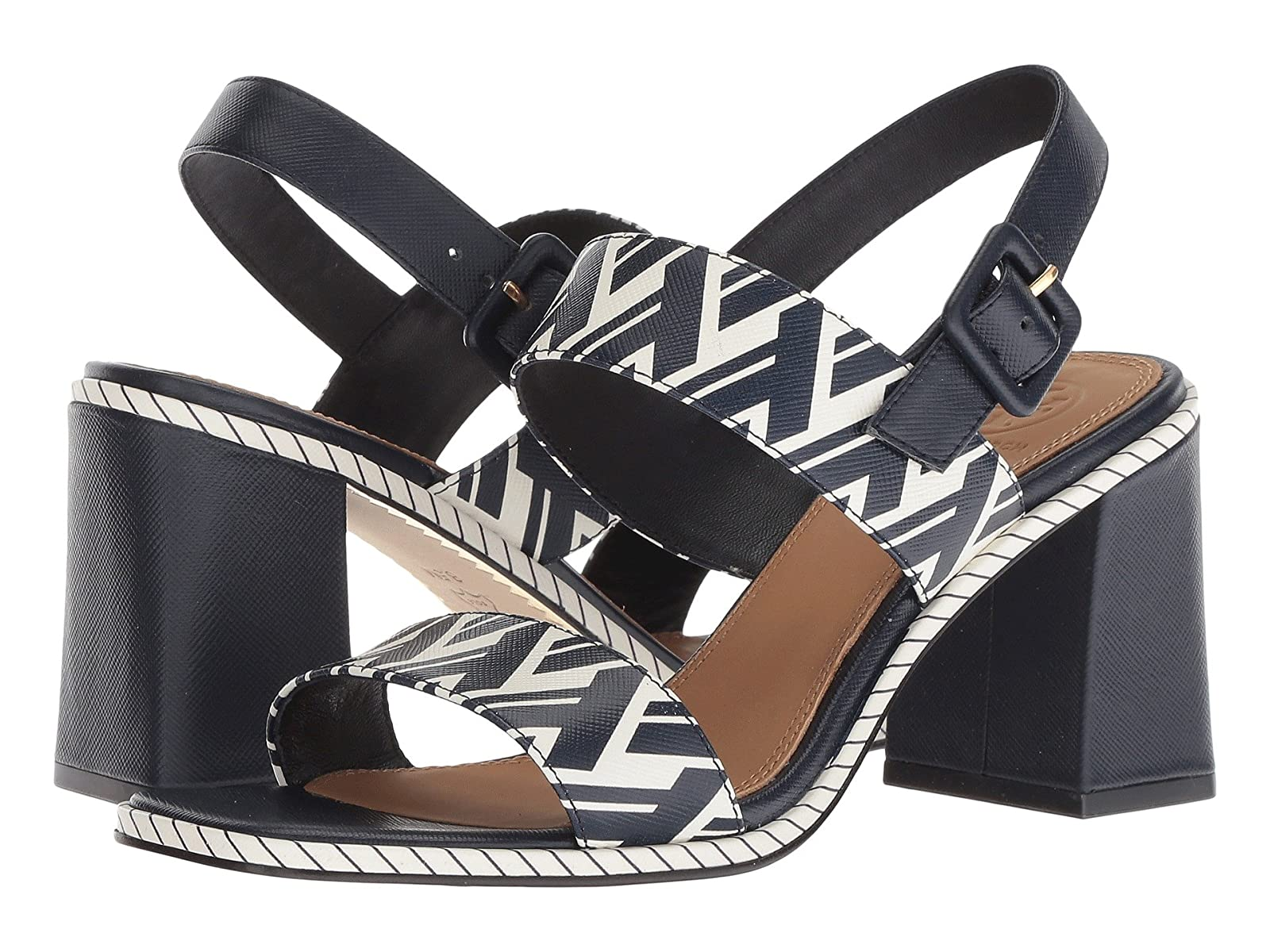 Tory Burch Delaney 75mm SandalAtmospheric grades have affordable shoes