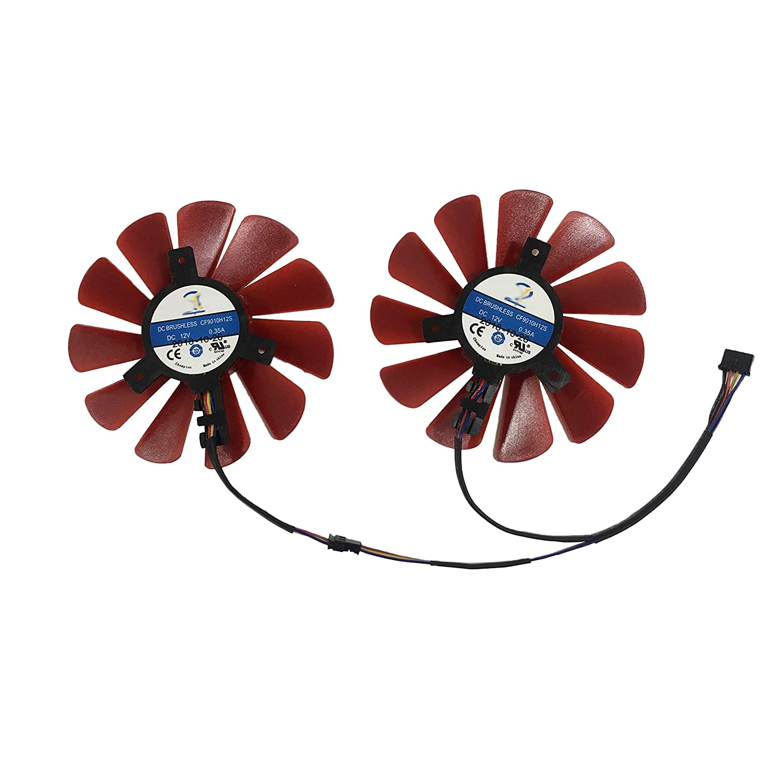 Graphics Max 49% OFF Card Fans CF9010H12S GPU Cooler R9 Max 87% OFF RX480 RX470 XFX for