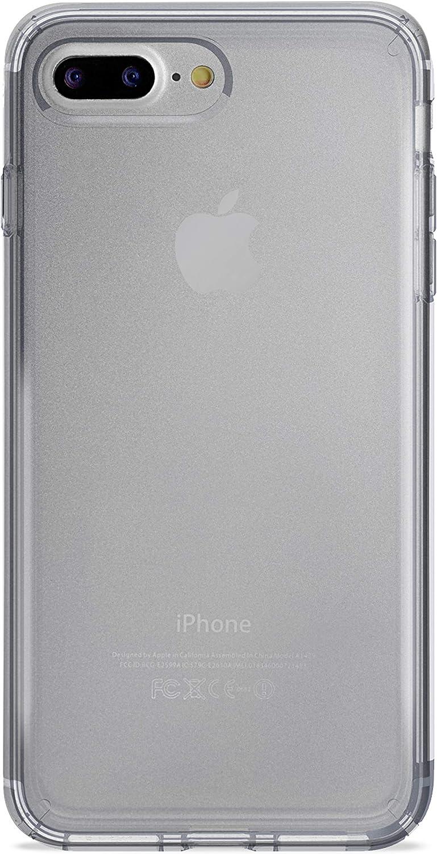 PURO ''0.3 Nude'' Ultra-Slim Cover Case for Apple iPhone 7/8 Plus - Transparent