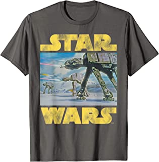 Vintage Imperial AT-AT Battle of Hoth T-Shirt