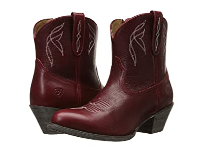 Ariat Darlin (Rosy Red) Cowboy Boots