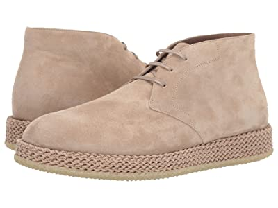 Salvatore Ferragamo Alpes 2 Chukka Boot (Cotton) Men