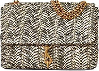 Rebecca Minkoff Women's Edie Flap Shoulder Bag