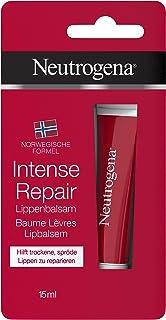 Neutrogena Norsk formel läppvård, intensiv reparation, för torra läppar, 15 ml