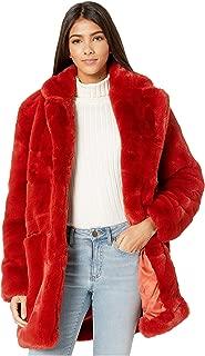 Sophie 2 Faux Fur Coat Ginger MD