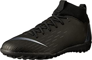 Nike Australia Boys Jr Superfly 6 Academy GS TF Fashion Shoes, Black/Black