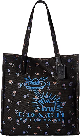 COACH - Coach X Keith Haring Tote
