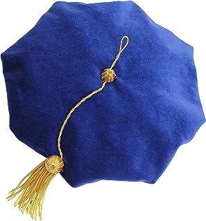 Best GraduationMall Graduation Doctoral Tam Velvet with Gold Bullion Tassel Review