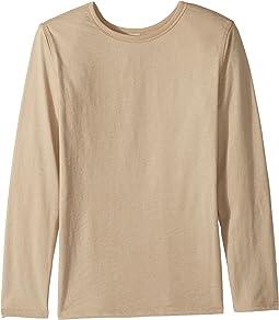 4Ward Clothing - Long Sleeve Jersey Shirt - Reversible Front/Back (Little Kids/Big Kids)