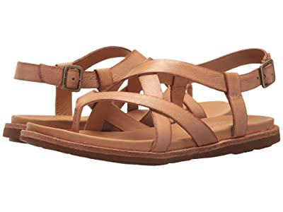 Kork-Ease Yarbrough (Brown Full Grain Leather) Women