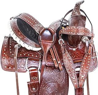 12 pony saddle