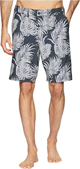 Cayman Palm Del Plaid Boardshorts