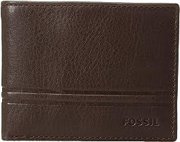 Fossil - Watts Bifold w/ Flip ID