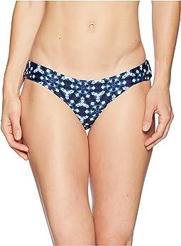 Printed Emily Hipster Bikini Bottom