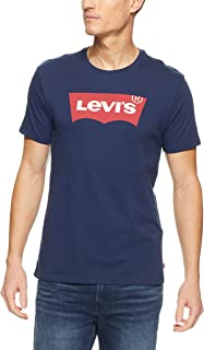 Levi's Men's Graphic Set-in Neck Hm
