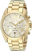 Michael Kors Women's 43MM Bradshaw Chronograph Watch